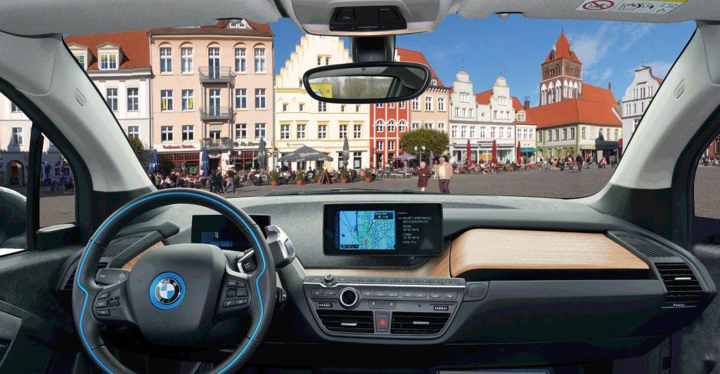 Fahrbericht: BMW i3 mit eDrive