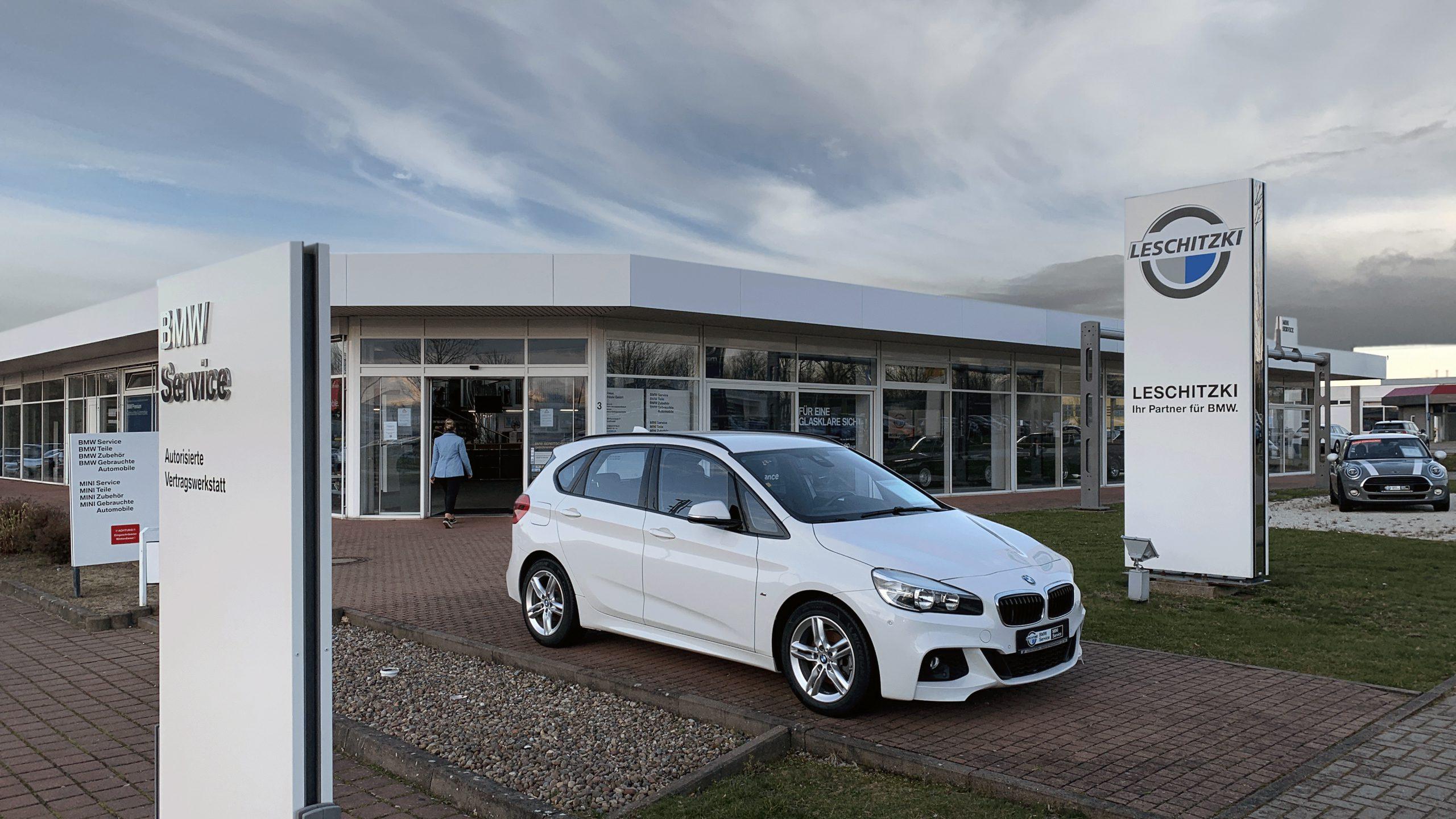 Autohaus Leschitzki ist geöffnet